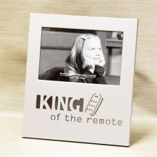 Frame - King Of The Remote - Matt Silver