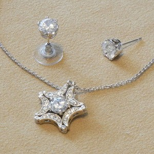Stardust Reversible Jewel Set