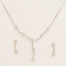 Delicate Vine Jewel Set