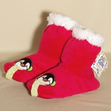 Christmas Penguin Slipper Socks