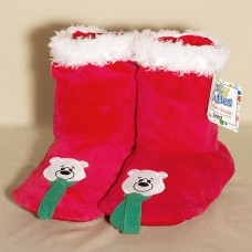 Polar Bear Christmas Slipper Socks