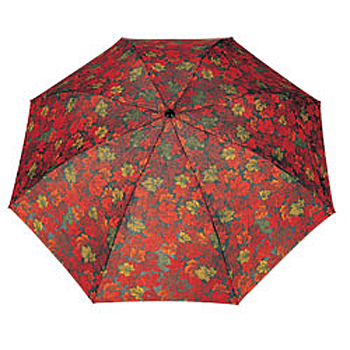 Maple Leaf Offset Long Umbrella