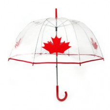 Maple Leaf Bubble Umbrella