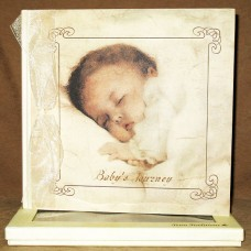 Baby Dream - Baby Journey Book with Swarovski Crystals