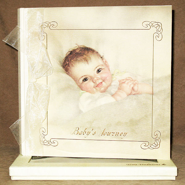 Pick Me Up Baby - Baby Journey Book