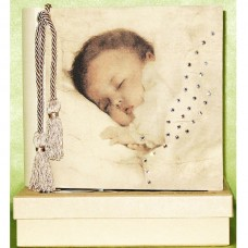 Baby Dream Terra Photo Album with Swarovski crystals