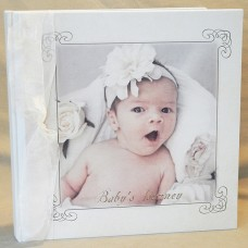 Baby Surprise - Baby Journey Book with Swarovski Crystals