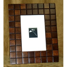 Wood Tile Table Frame