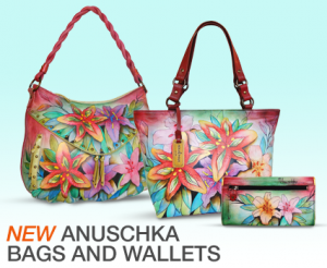 Isabelle's Dreams Online Gift Shop - Shop Anuschka Handbags and Wallets