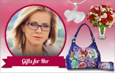 Gifts for Women, Sister, Girlfriend, Wife, Mother, Mom, Anuschka Handbags, Pendant Necklaces, Warm Buddy Gifts and More!