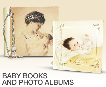 A Lasting Treasure: Baby Journey Books