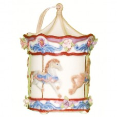 Musical Figurine / Ornament - Carousel