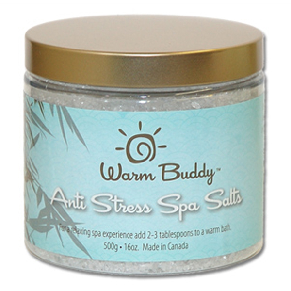 Warm Buddy - Anti Stress Spa Salts