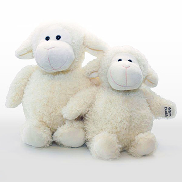 Wooly Sheep Warming Plush - Small or Large