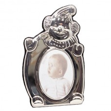 Baby Photo Frame Clown Design