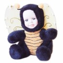 Porcelain Face Doll - Bumble Bee