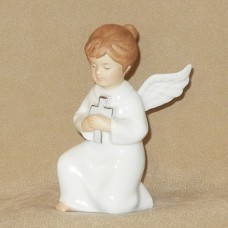 Angel Girl Religious Figurine