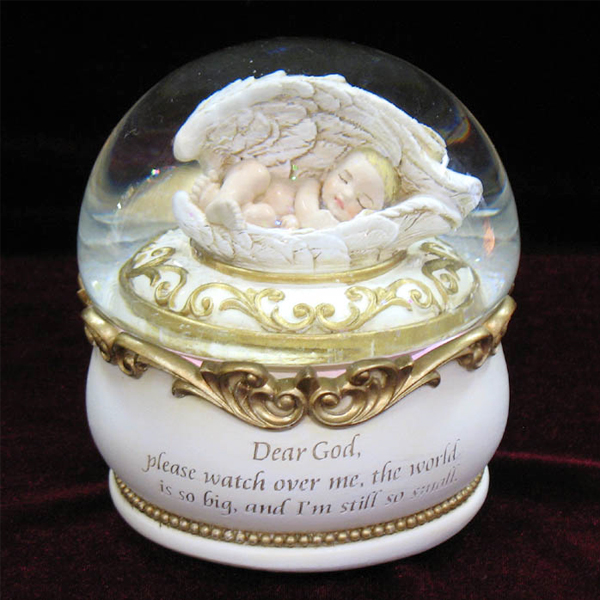 Music Boxes, Snow globes