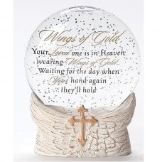Led Glitter Dome Bereavement Gifts