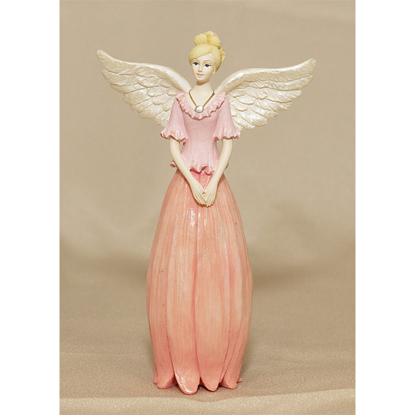 April Horoscope Angels Figurine