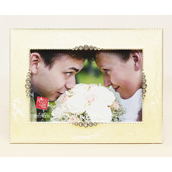 Enamel Photo Frame
