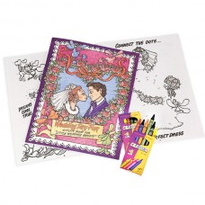 Activity Book for Children Weddingstar