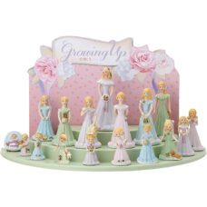 Growing Up Girls - Birthday Figurines age 0-16 - Blonde