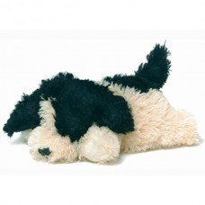 "Plush Warm Puppy - Small 14"" tall"