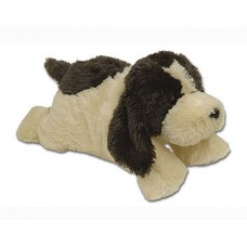 "Plush Warm Puppy with inner heat pack-Large 18"" tall"