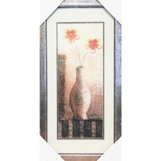 Framed Print - Flowers in Vase