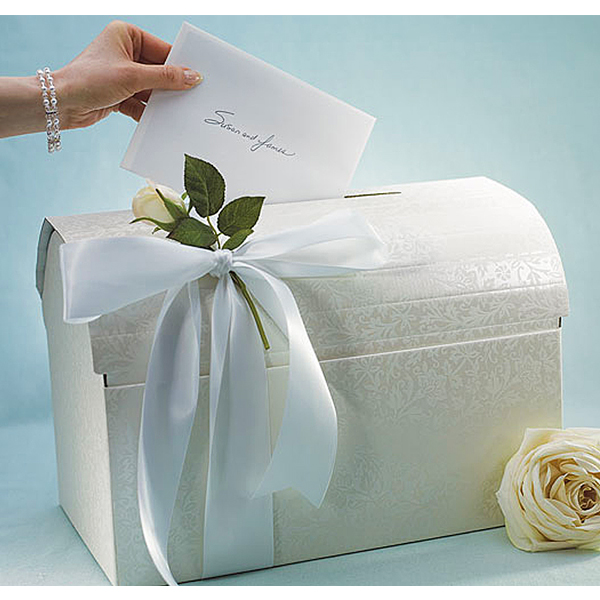 Money Box Diamante Chest Weddingstar