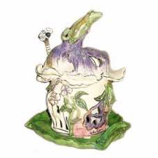 Petunia Blossom Candle House-Heather Goldminc