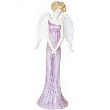 Memorial Angel Figurine Plaque