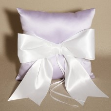 Wedding Lavender Ring Bearer Pillow