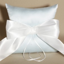 Wedding Ring Bearer Pillow - Light Blue Pastel