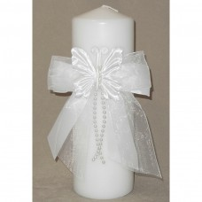 Wedding Unity Candle Butterfly