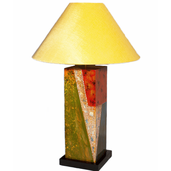 Modern Lacquer Lamp