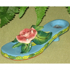 Rosie Tosies Candle Holder Slippers