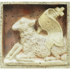 The Lamb Of God Plaque