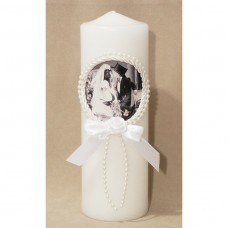 Wedding Unity Candle by Kim Anderson