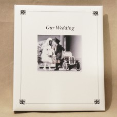 Wedding Photo Album Kim Anderson