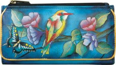 Hawaiian Twilight Organizer Wallet/Clutch