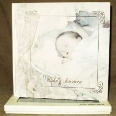 Bassinet Baby Terra Traditions Baby Record Book