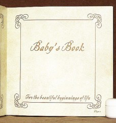 Baby Dream Baby journey Book by Terra Traditions