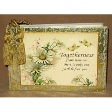 Togetherness Terra Traditions Guest Book - Note Book