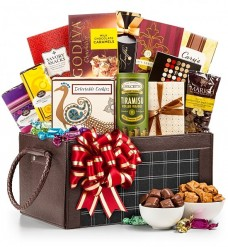 Gourmet gift baskets usa gift baskets delivery usa savory impressions gift basket negle Images