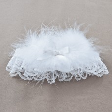 Sexy Feathers Wedding Garter