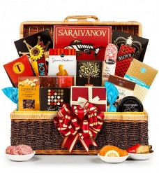 Madison Avenue Gift Basket