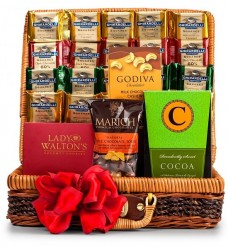 Chocolate Temptation basket
