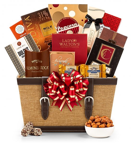 Polished Selections Gift Basket